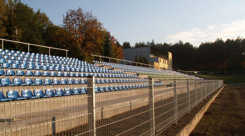 stadion wblachowni, osir blachownia