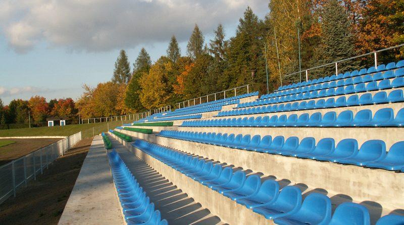 stadion w blachowni, osir blachownia