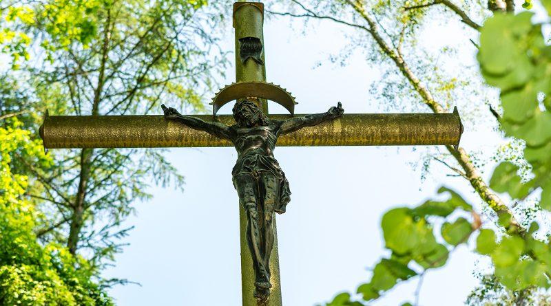 stary krzyż, powstanie styczniowe
