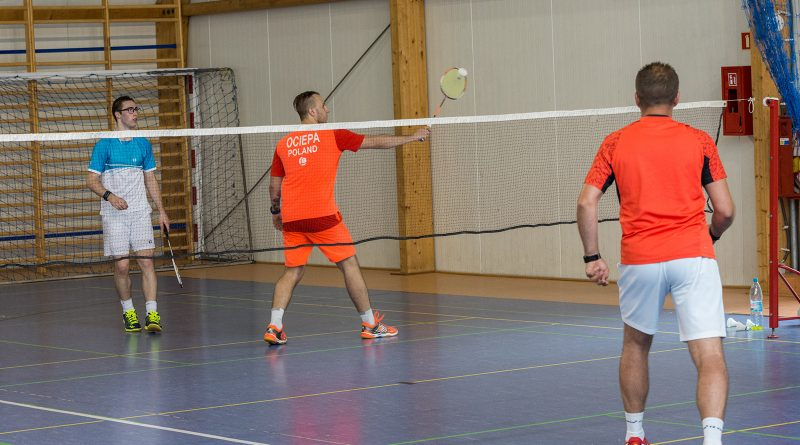 blachownia, badminton blachownia, mks dwójka blachownia