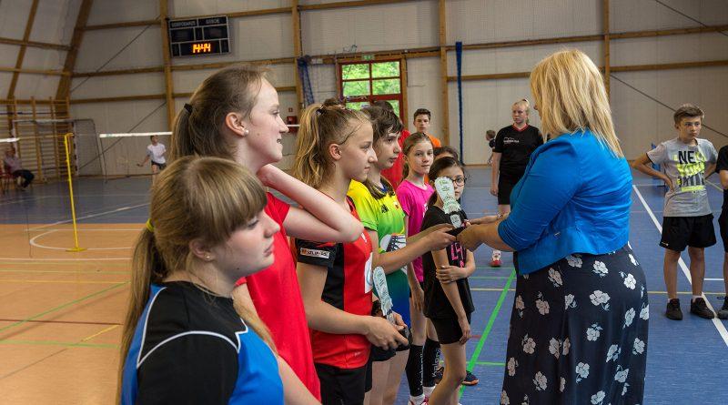 blachownia, badminton blachownia