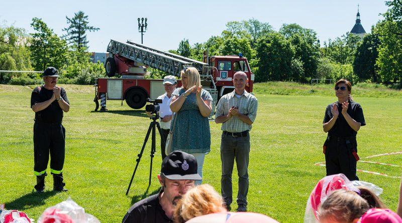 blachownia, ochotnicza straż pożarna z blachowni