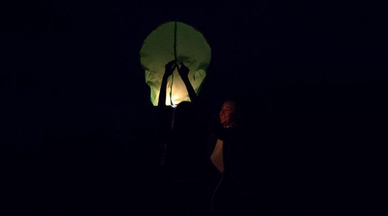 blachownia, noc w blachowni