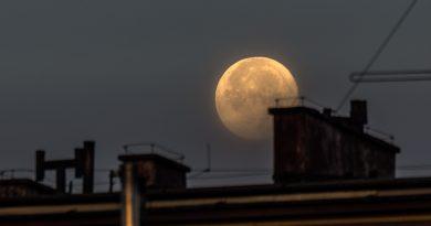 Już dzisiaj Superksiężyc!