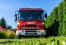 Najpiękniejszy pojazd strażacki wakcji!