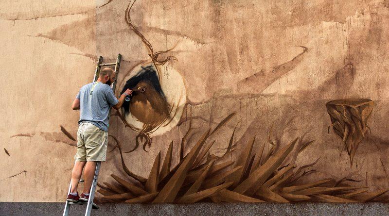 Powstaje kolejny mural wBlachowni!